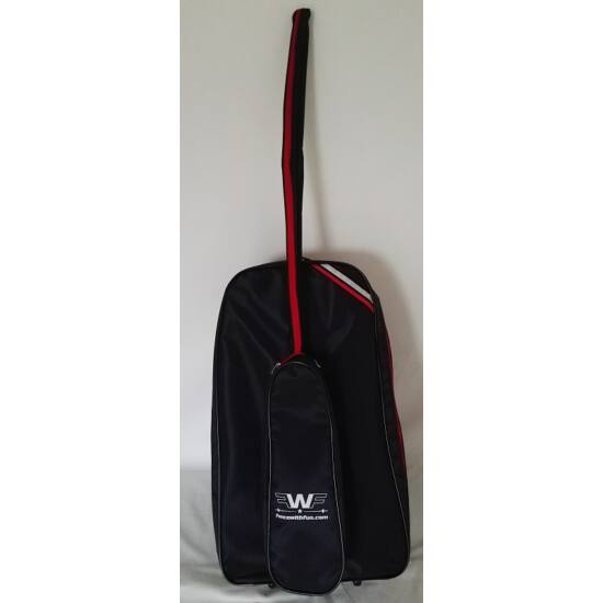 FWF hátizsák kihajtható fegyvertartóval
